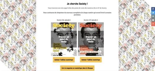 Xavier Dupont de Ligonnès : L'incroyable engouement pour l'enquête du magazine Society