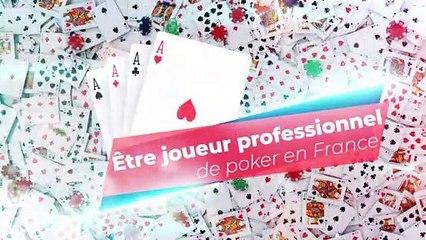 Être joueur professionnel de poker selon Quentin Lecomte