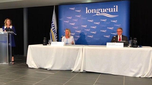 Dévoilement du plan de relance économique 2020-2025 de Longueuil