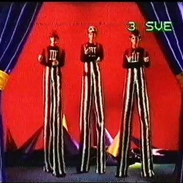 TV3 - Reklam + trailer (1), november-december 1995