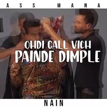 Nain -  Jass Manak - Rajat Nagpal - (Official Song) New Punjabi Song 2020