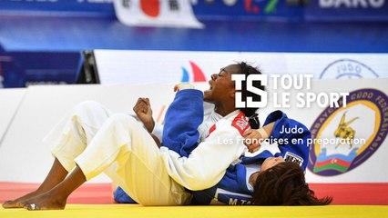 Judo féminin : les tricolores en préparation