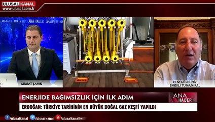 Ana Haber - 21 Ağustos 2020 -  Murat Şahin- Ulusal Kanal