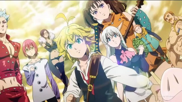 the seven deadly sins temporada 4 capitulo 9 Sub Español