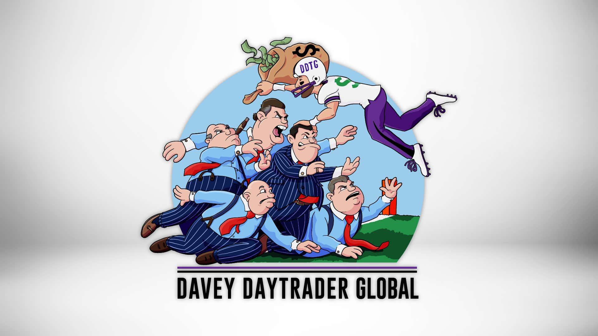 Davey Day Trader – August 21, 2020