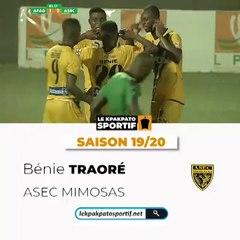 Traoré Bénie, Révélation de la saison 2019 - 2020