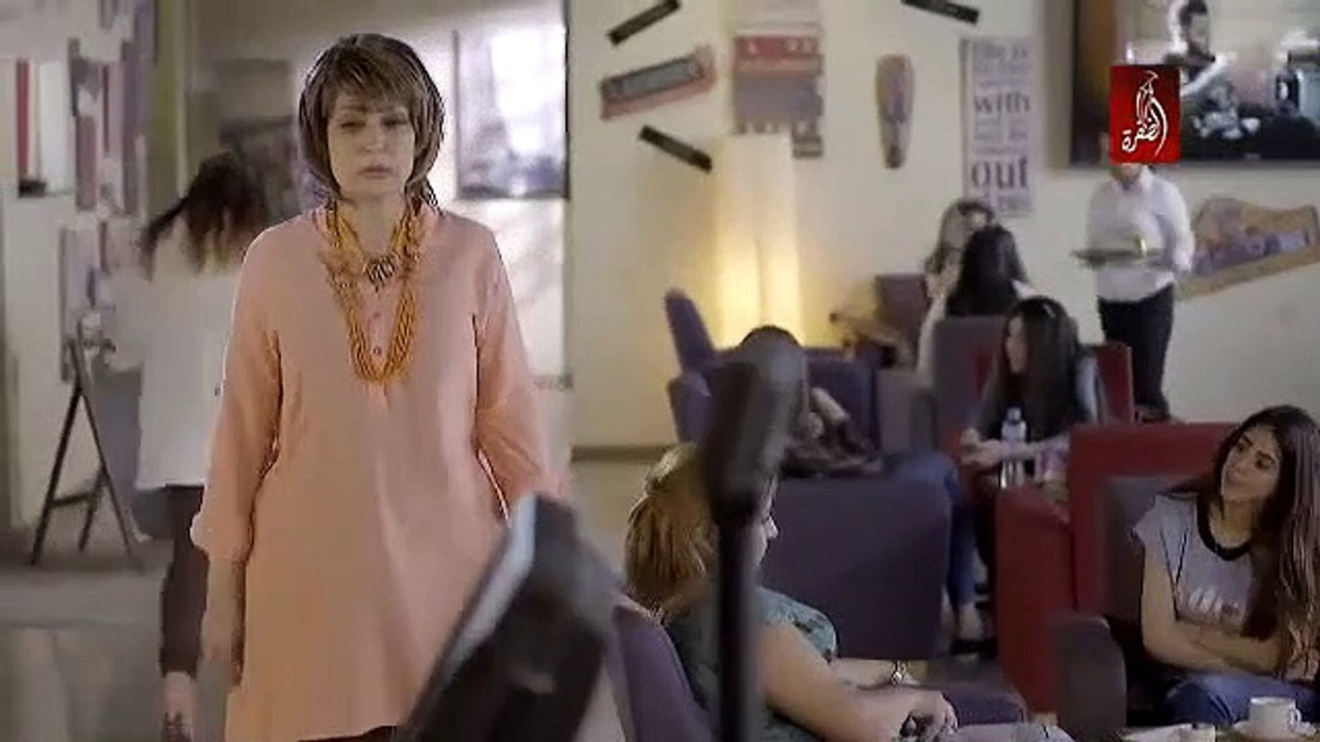 مسلسل حال مناير الحلقة 28 شاهد لايف