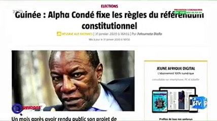 """Cellou Dalein : ''Alpha Condé n'a jamais été élu, il s'est emparé du pouvoir..."""""""