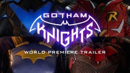 Gotham Knights -Official WorldPremiereTrailer (2021)