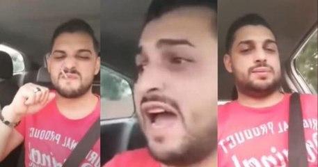 Cantante rumano graba su propia muerte cuando fue arrollado por un tren