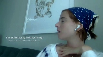 I'm Thinking Of Ending Things Interview Jessie Buckley