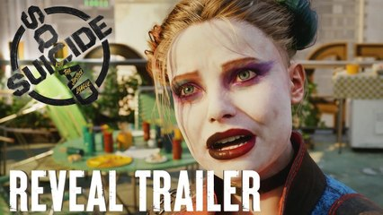 Suicide Squad : Kill the Justice League - Official Reveal Trailer 'Alpha Target'