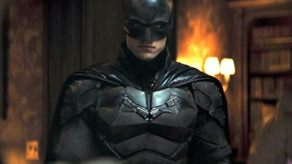 The Batman movie - Robert Pattinson