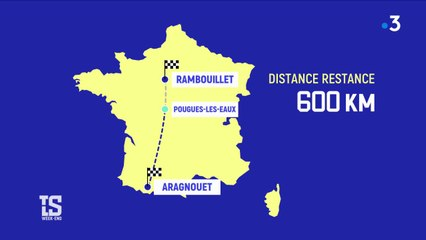Cyclisme longue distance