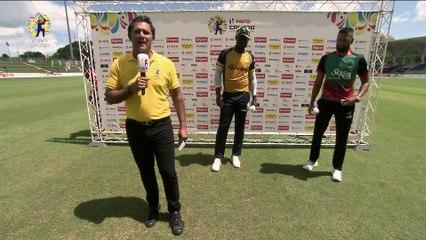 CPL 2020 - Post-Match Interview of Daren Sammy & Rayad Emrit