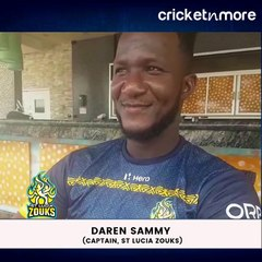 #CPL20 Special - Question Of The Day With @St Lucia Zouks' Skipper Daren Sammy