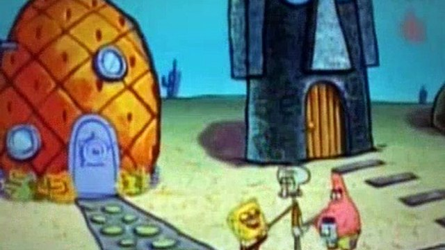 SpongeBob SquarePants Season 1 Episode 18 - Nature Pants