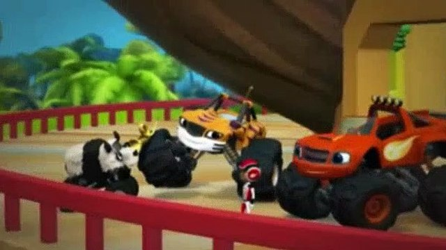 Blaze and the Monster Machines Season 1 Episode 8 The Jungle Horn