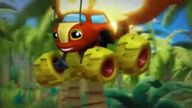 Blaze and the Monster Machines Season 2 Episode 10 Spark Bug