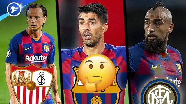 Le vestiaire du Barça divisé sur le cas Lionel Messi, Arturo Vidal a dit oui à l'Inter Milan