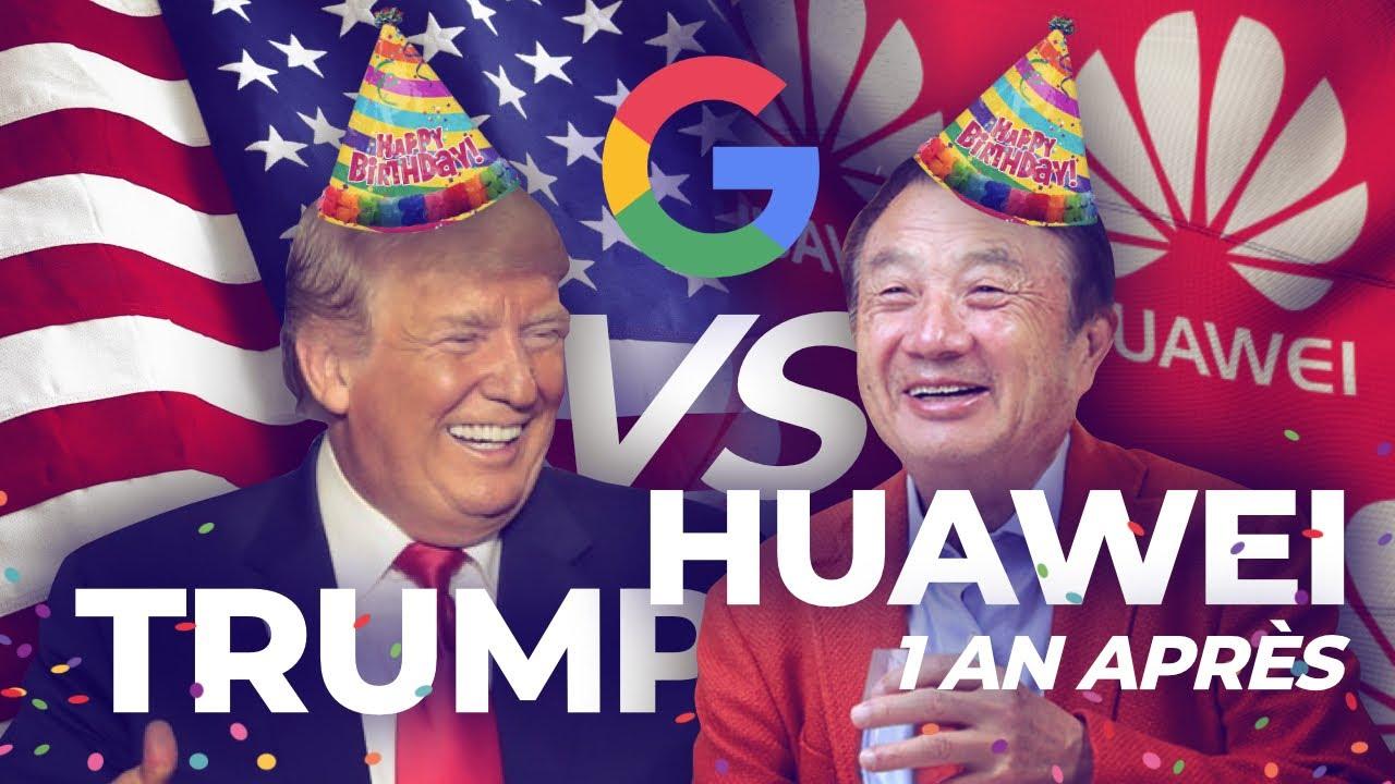Huawei : 1 an sans Services Google... Le BILAN !