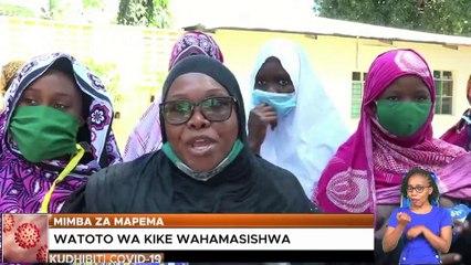 Mimba za mapema - watoto wa kike wahamasishwa