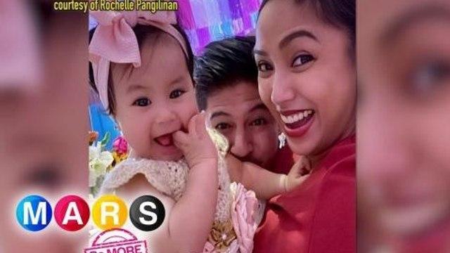 Mars Pa More: Anak nina Arthur Solinap at Rochelle Pangilinan na si Shiloh, marunong nang umarte!