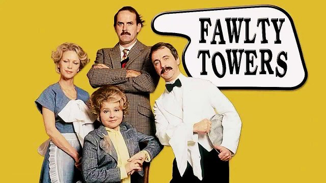 Fawlty Towers S01E02 (EngSub)