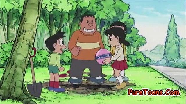 Doraemon cartoon in hindi season 17 episode 09 ( Doraemons 100 year time capsule )