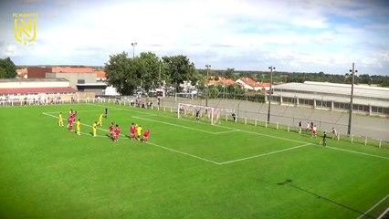 U19 - Amical : les buts de FCN - Vertou (6-0)