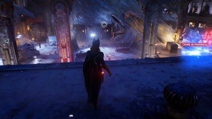 Gotham Knights : voici la première vidéo de gameplay du prochain jeu vidéo Batman