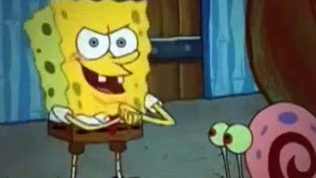 SpongeBob SquarePants Season 1 Episode 26 - Scaredy Pants