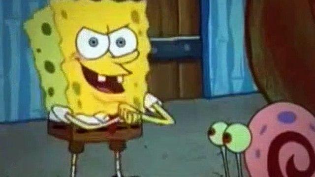 SpongeBob SquarePants Season 1 Episode 26 - Scaredy Pants