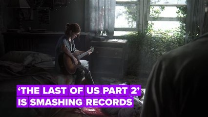 Sorry haters... 'The Last of Us Part 2' is doing great!