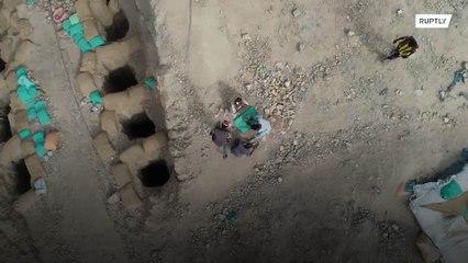 السودان: عمال مناجم الذهب يعانون من الفقر !!!