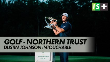 Golf - PGA Northern Trust - Dustin Johnson impérial