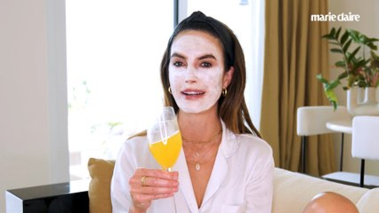 Masked and Answered, Episode 36: Elizabeth Chambers Shares Her Skincare Routine for Glowing Skin