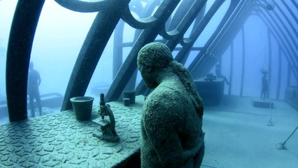 The Museum of Underwater Art