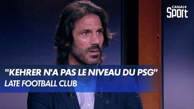 """Mickaël Madar : """"Kehrer n'a pas le niveau pour jouer au PSG"""""""
