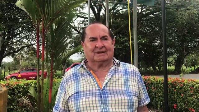 Tobías Murillo Rodríguez, alcalde de Garabito