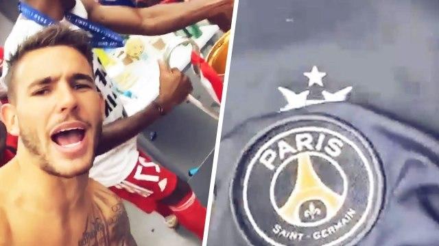 8 joueurs qui ont chambré le PSG après la finale | Oh My Goal