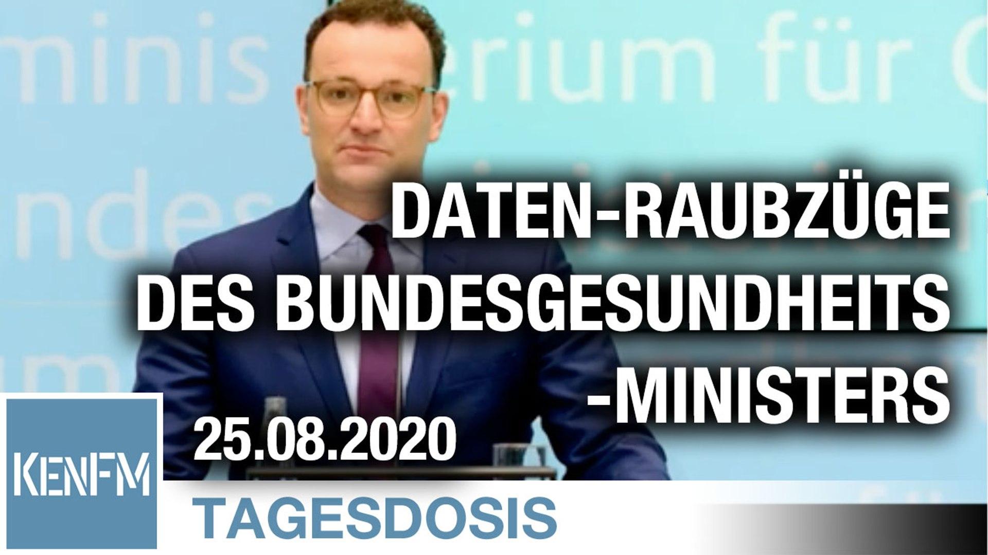Daten-Raubzüge des Bundesgesundheitsministers | Von Norbert Häring