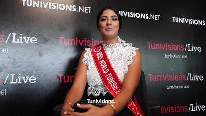 Casting National de Miss Tunisie : Marwa Héni