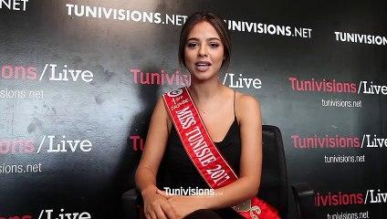 Casting National de Miss Tunisie : Amal Dachraoui