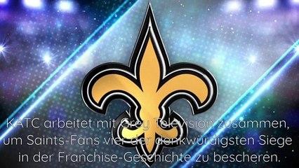 KATC gewinnt Saints Superbowl am Freitagabend erneut