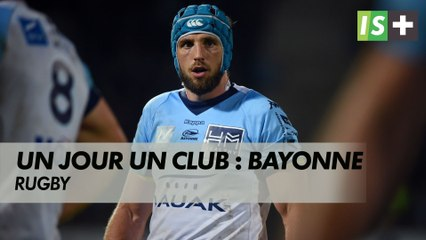 """Un jour un club"" : Bayonne"