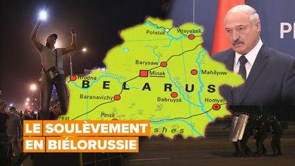 Les Biélorusses exigent la démission de leur président