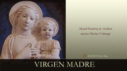 Manoli Ramírez De Arellano - VIRGEN MADRE