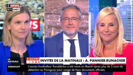 CNews : Laurence Ferrari victime d'un gros bug technique