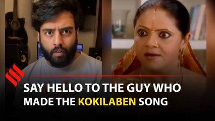 Meet the man behind Kokila rap song